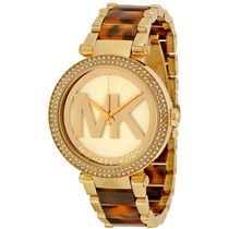 Wow!! Hermoso Reloj Michael Kors 100% Original
