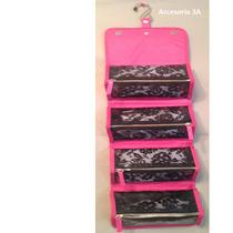 Victoria Secret Estuche Para Lencería De Cuatro Compartment