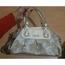 Linda Bolsa Coach Madison Patent Leather Petite Original!!