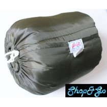 Sleeping Bag, Para Climas Extra Frios -10°c Proteccion
