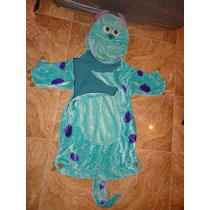 Disney Monster Inc Sleeping Bag Niño Bolsa De Dormir