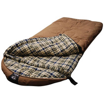 Tb Grizzly By Black Pine +25 Degree F Canvas Sleeping Bag