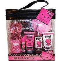 Hello Kitty Bath Tote Set - 7-piece