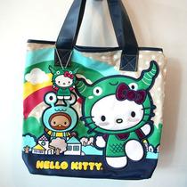 Hello Kitty Bolsa / Mochila Modelo Monster Loungefly !!