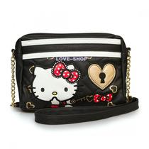 Bolsa Llave Con Corazon Hello Kitty Loungefly