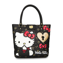 Padrisima Bolsa Hello Kitty Loungefly Tote Key To My Heart