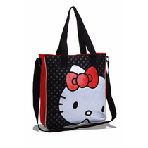 Bolsa Dama Hello Kitty Original Grande