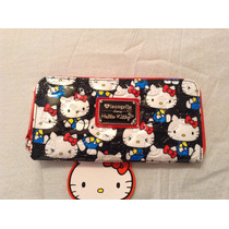 Hello Kitty Billetera Lounge Fly Original Sanrio