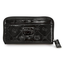 Hello Kitty Billetera Embossed Bow & Heart Sanrio Loungefly