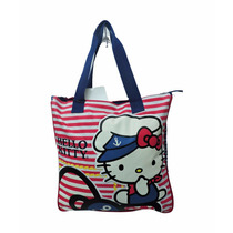 Bolsa Para Dama Hello Kitty Marinera By Sanrio / Original