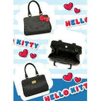 Bolsa Hello Kitty Loungefly Bow Red