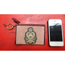 Monedero Llavero Juicy Couture Original Usado Ganalo