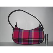Bolsa A Cuadros Liz Claiborne Lc. (gussi Fashion)