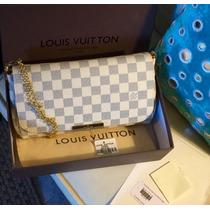 Louis Vuitton Favorite Azur Y Monogram,, Factura