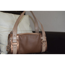 Exclusiva Bolsa Lancel Paris Original En Piel De Becerro !