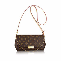 Louis Vuitton Favorite Azur Y Monogram,, Factura