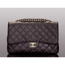 Clutch Chanel Clásico, Incluye Envío.