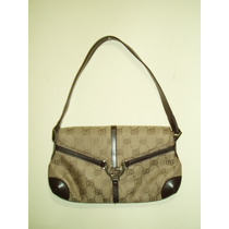 Hermosa Bolsa Color Beige Con Detalles Color Cafe Maa.