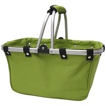 Bolsa Gran Aluminio Janetbasket Lime Marco Basket 1 - Pack,