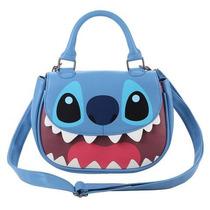 Lilo & Stitch Bolsa Crossbody Leather Disney By Loungefly