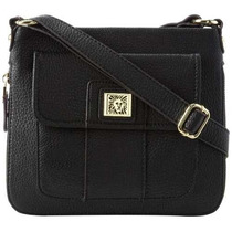 Bolsa Anne Klein Trinity Cross Body Ifs Femenino
