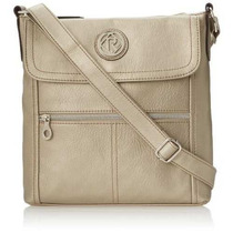Bolsa Relic Erica Flap Cross Body Bag Estaño, Un Tamaño