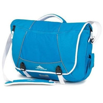 Bolsa High Sierra Tanque Messenger Bag Pájaros Y Flores / T