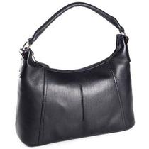 Bolsa Clava Leather Leather Rivet Hobo Ifs Femenino