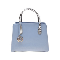 Miss Unique - Bolsa Satchel Azul - Azul - M1240bl