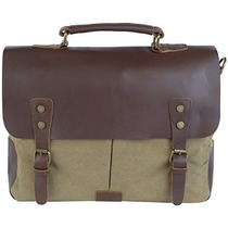 Bolsa Top-bag Hombres / Vintage Lienzo Mochila Hombro De Cu