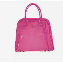 Bolsa Transparente Neon, Kawaii, Princesa, Moda.