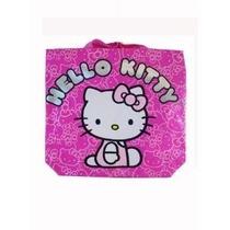 Bolsa Pequeño Sanrio Hello Kitty Tote Rosado