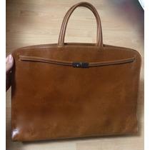 Bolsa Furla Italy Luxury Bag Piel De Cordero Miel Original!!