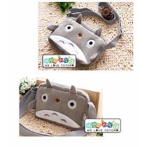 Bolsa Mariconera Grande Totoro Incluye Lapicera