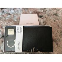 Cartera C/llavero Calvin Klein, Original, $500,envío Gratis!