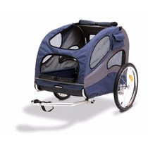 Carro Para Perro Solvit Houndabout Pet Bicycle Trailer
