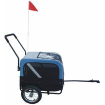 Carro Para Perro Mdog2 Mk1484 Comfy Pet Bike Trailer
