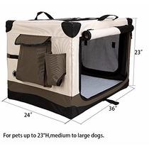 Corral Transportar Mascotas Corralito Tienda Perro Gato