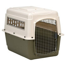 Oferta Jaula Transportadora Vari Kennel 92x63x68 Petmate