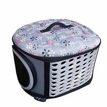 Transportador Bolsa D Mano Para Mascotas Elegante Gato Perro