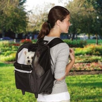 Bolsa Transportadora Backpack Para Mascotas Con Ruedas.