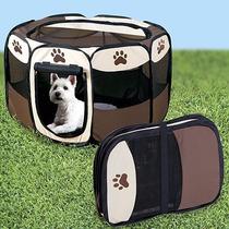 Jaula Suave Para Juegos O Viaje De Tu Mascotas Perros Y Gato