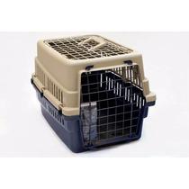Jaulas Transportadoras Para Mascotas Doble Rejilla - Chica