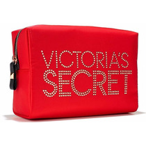 Victorias Secret Large Stud Cosmetic Bag