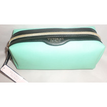 Victorias Secret Bolsa Viaje Cosmetiquera Color Menta Amyglo