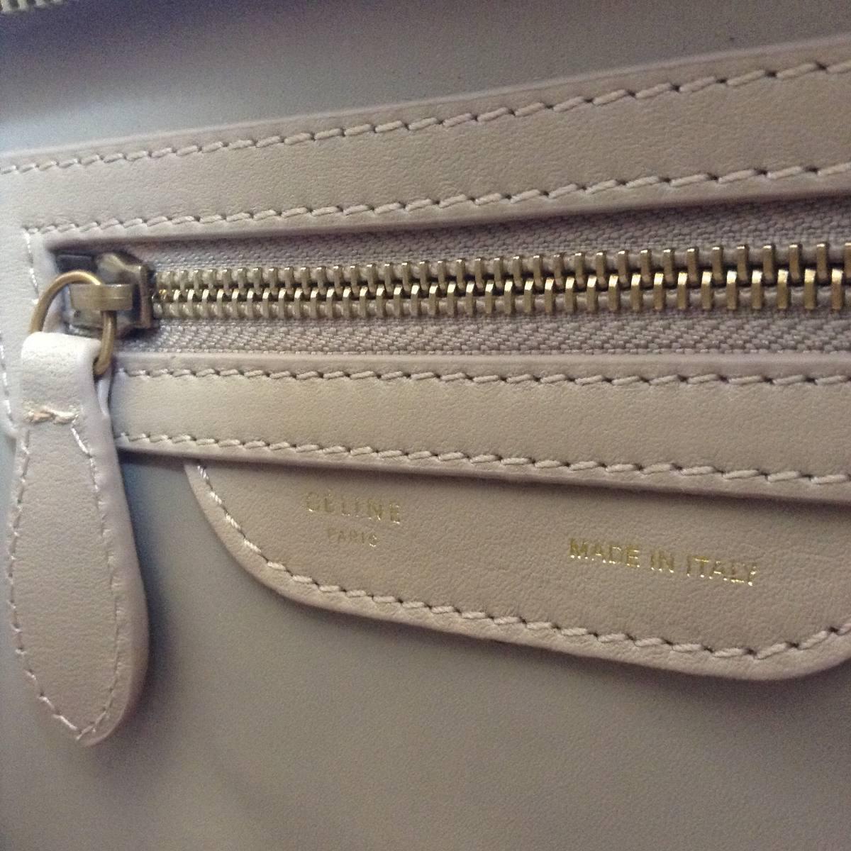 Bolso Celine Luggage Nude - $ 3,800.00 en MercadoLibre