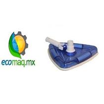 Barredora Triangular Para Alberca De Vinil Ecomaqmx