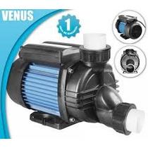 Bomba Hidromasaje Venus 1 Hp 110v Succión Y Descarga 1.5
