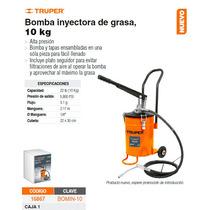 Bomba Inyectora De Grasa 10 Kg