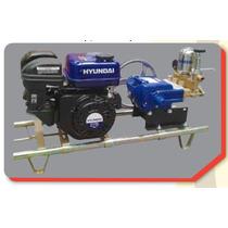 Parihuela Fumigadora Hyundai C/motor 6.7 Hp Acceso Ecomaqmx